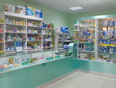 Оснащение аптек под ключ