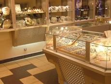 Комплексное оснащение ювелирных магазинов