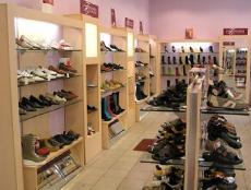Магазин обуви под ключ