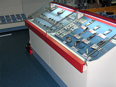 Оснащение салонов сотовой связи под ключ